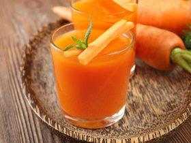 Cara membuat jus wortel untuk mata