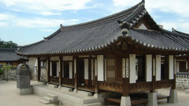 Rumah Hanok Korea